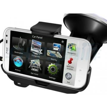 Car handsfree support KiDiGi HTC Sensation XL