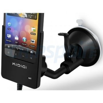 Car handsfree support KiDiGi HTC Incredible S