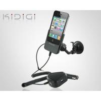 Soporte de Coche Manos Libres KiDiGi iPhone 4/4S