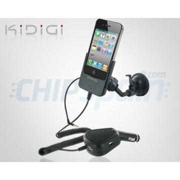 Car handsfree support KiDiGi iPhone 4/4S