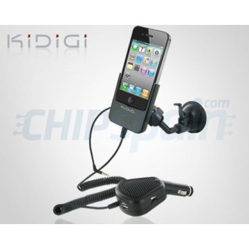 Suporte Handsfree Car KiDiGi iPhone 4/4S