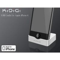 Base de Carga KiDiGi iPhone 4/4S -Blanco