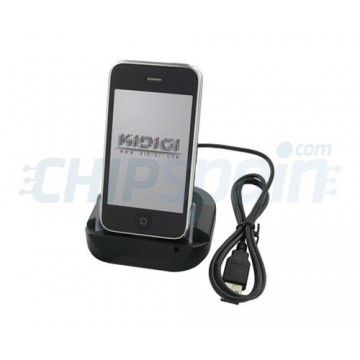 Base de Carga KiDiGi iPhone 3G/3GS