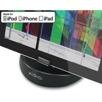 Base de Carga KiDiGi iPad/iPad 2/iPad 3 -Negro