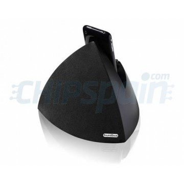 Charging Base with speakers Pyramid B20 iPhone/iPod