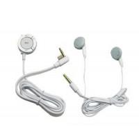 Auriculares con Control Remoto PSP SLIM - Blanco