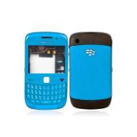 Carcasa Completa BlackBerry 8520 -Azul Claro