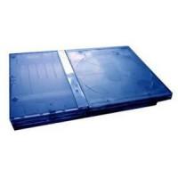 XCM slim case- Clear Blue