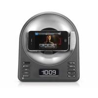 Despertador/Altavoz con Dock Giratorio Motorizado iA63 de iHome iPad/iPhone/iPod