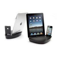Base de Carga Powerdock Dual de Griffin iPhone/iPad/iPod Touch