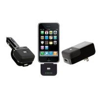 Kit PowerDuo Reserve de Griffin iPod/iPhone