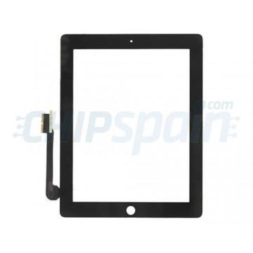 Ecra Tactil iPad 3 / iPad 4 -Negro