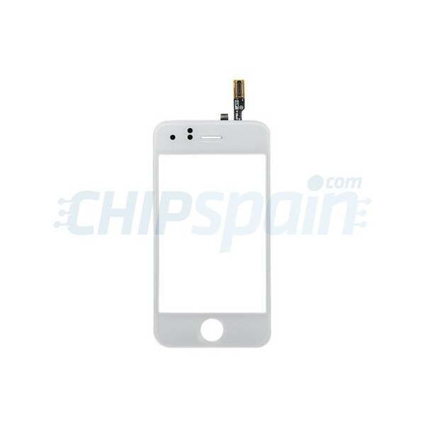 iphone white screen touch screen for iphone 3g white chipspain 12491