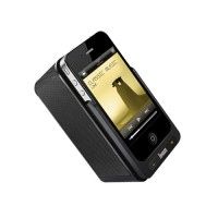 Altavoz iFit-4 de Divoom iPhone 4/4S Negro