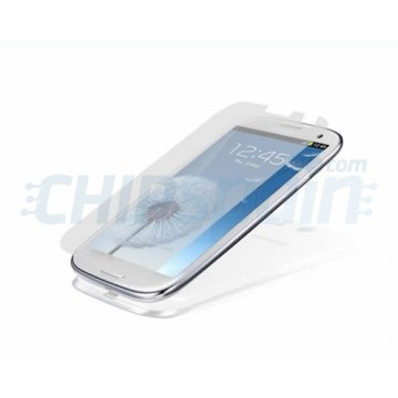 Screen Protector Clear Samsung Galaxy S III i9300