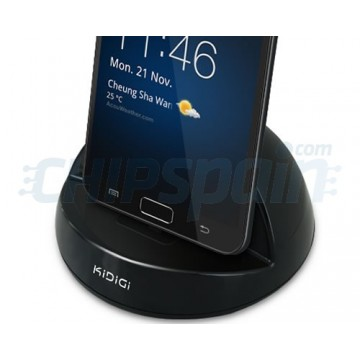 Round charging Base KiDiGi Samsung Galaxy Note