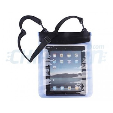 Waterproof case with headphone iPad 2/iPad 3/iPad 4 -Blue