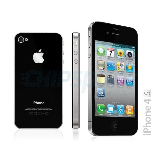 black iphone 4s conversion kit iphone 4s black chipspain 1892