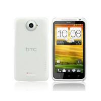 Carcasa Dayglow Series HTC One X -Transparente