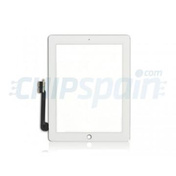 Pantalla Táctil iPad 3 / iPad 4 -Blanco