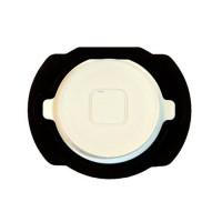 Botón Home iPod Touch Gen. 4 con Junta -Blanco