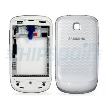 Carcaça Samsung Galaxy Mini S5570 -Branco
