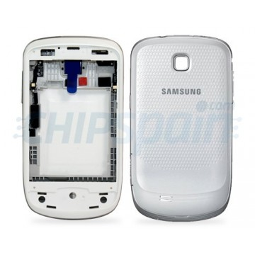 Carcasa Samsung Galaxy Mini S5570 -Blanco