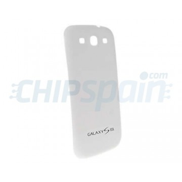 Back Cover Samsung Galaxy SIII -White