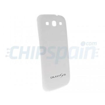 Tapa Trasera de Batería Samsung Galaxy SIII -Blanco