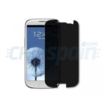 Screen Protector Privacy Samsung Galaxy S III i9300