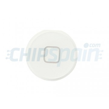 Botão Home iPad 2/3/4 -Branco