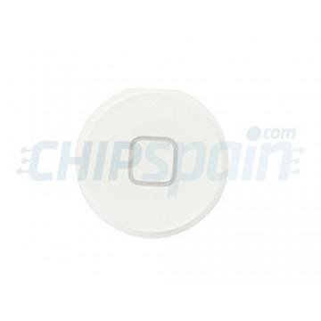 Botón Home iPad 2/3/4 -Blanco