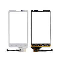 Touch Screen for Motorola Motoluxe XT615 -White