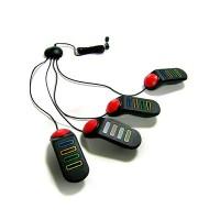 PS2 Buzz Set de 4 buzzers