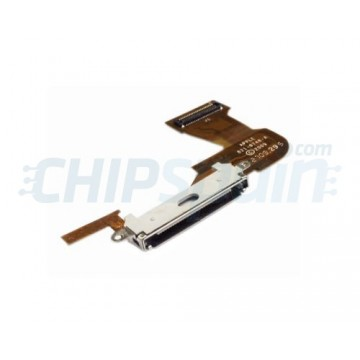 Conector Carga y Datos iPhone 3G -Blanco