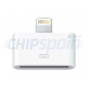 Adaptador Lightning a 30 PIN para Apple -Blanco