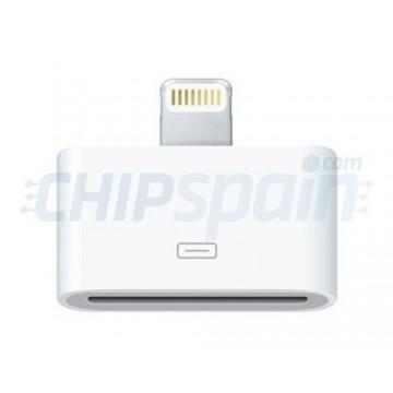 Lightning Adaptor 30 PIN for Apple -White