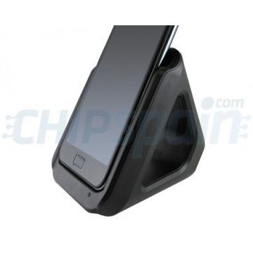 Base de carga/Synchro Mikosi Galaxy Note -Preto