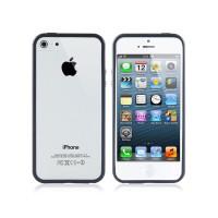 Protector Bumper Serie Original iPhone 5/5S -Negro