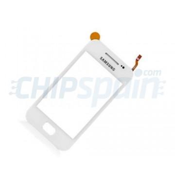 Vidro Táctil Samsung Galaxy Ace S5830i S5839i -Blanco