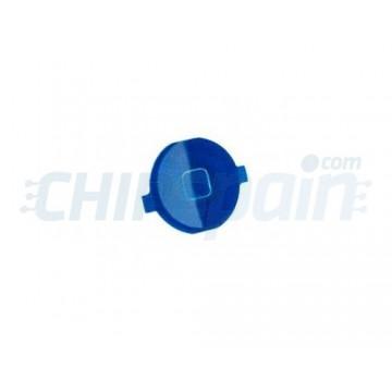 Botón Home iPhone 4S -Azul Oscuro