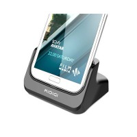 Base de Carga/Sincro Kidigi Samsung Galaxy Note 2 -Negro