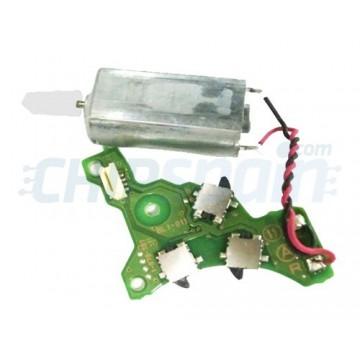 Disk sensing Sensor with PlayStation 3 Slim engine