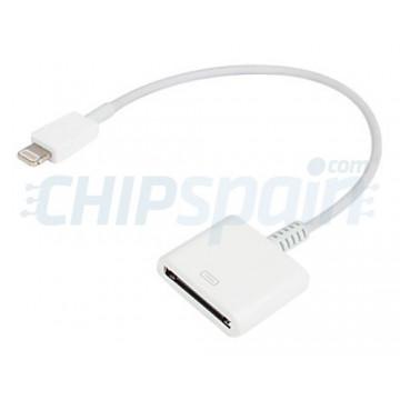 Cable Adaptador Lightning para Apple