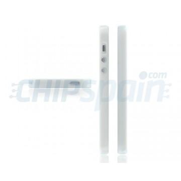 Protector Bumper iPhone 5/5S -Blanco