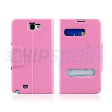 Case Eternity Series S. Galaxy Note 2 -Pink