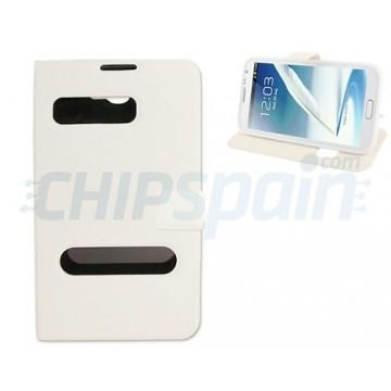 Funda Eternity Series S. Galaxy Note 2 -Blanco