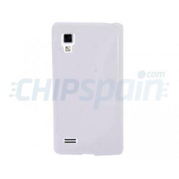 Caso S-Line Series LG Optimus L9 -Branco
