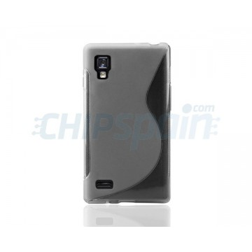 Funda S-Line Series LG Optimus L9 -Gris