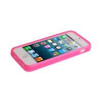 Protector Bumper iPhone 5/5S -Rosa